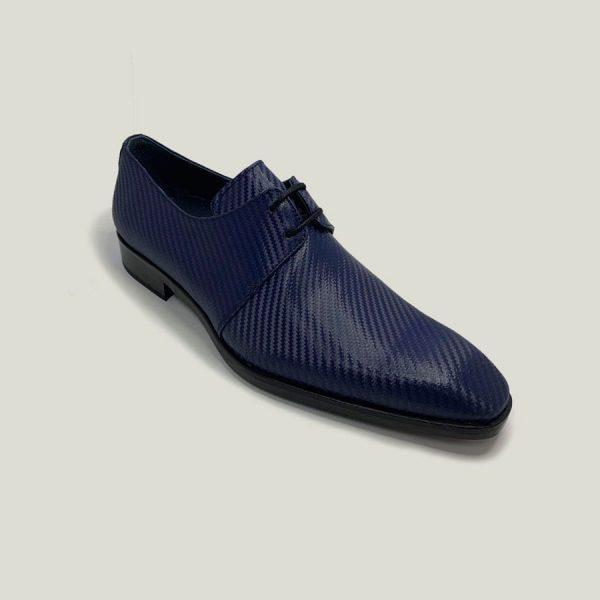 Zapato con cordones hombre fronti 2