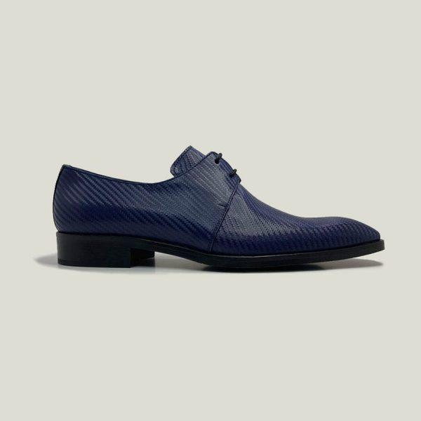 Zapato con cordones hombre fronti 1