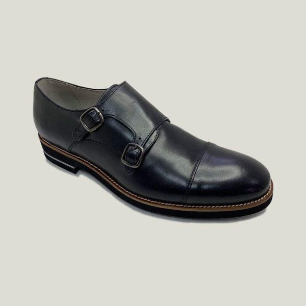 Zapato con hebillas para caballero 2