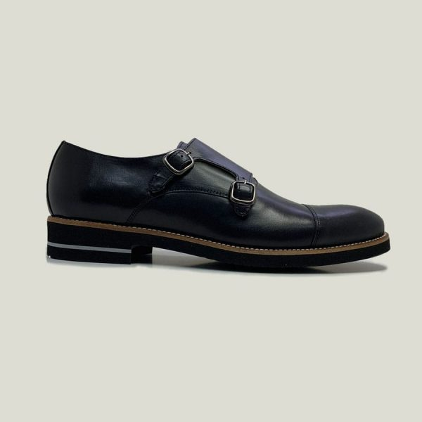 zapato con hebillas para caballero 1
